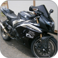 GSX-R1000 バイク塗装